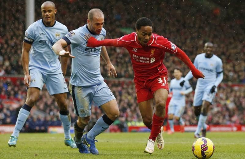 Un puști de milioane! Cît o costă în total pe City transferul lui Sterling de la Liverpool - VIDEO