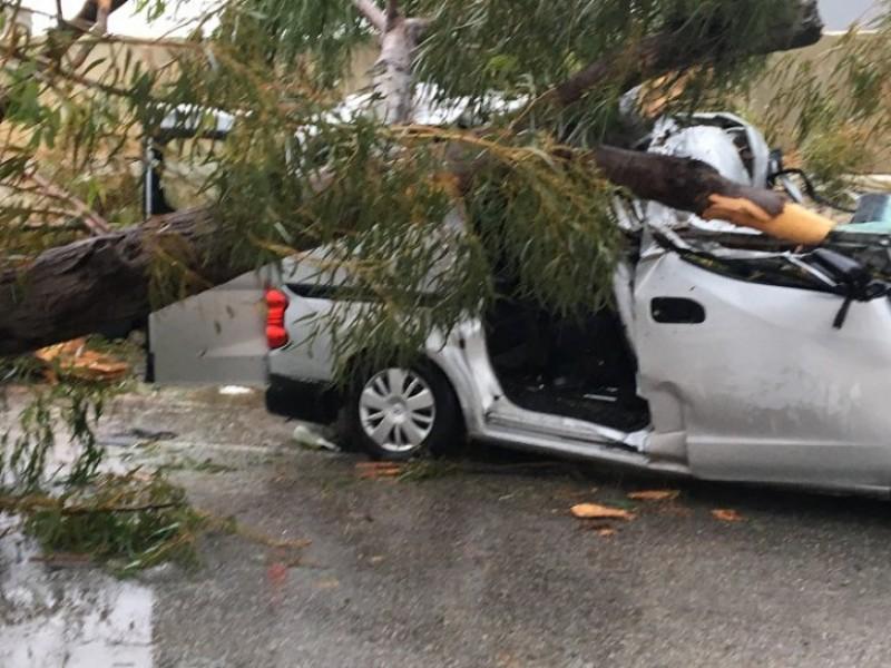 Un român a murit în Malta, în timpul unei furtuni devastatoare. O româncă, în stare critică!