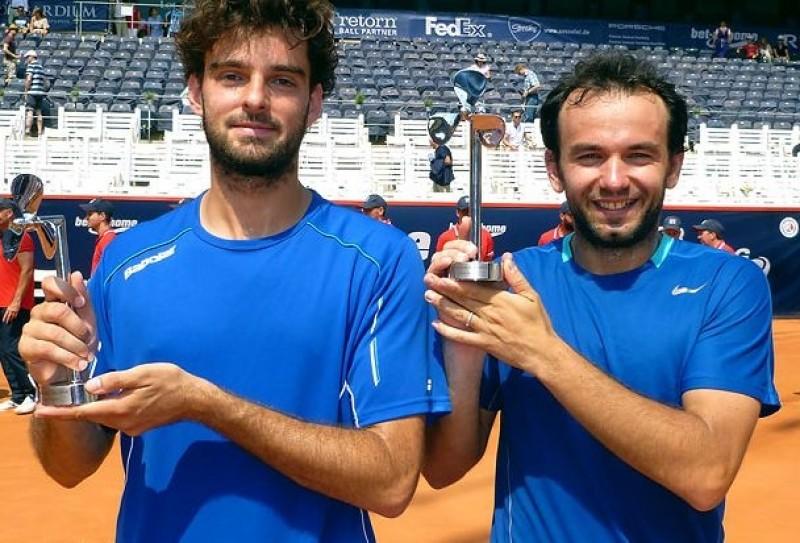 """Un roman, eroul zilei in tenisul mondial: """"Ucigasii de favoriti"""""""