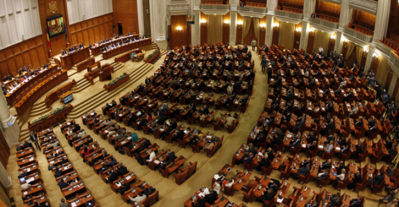 Un senator de Botosani isi anunta DEMISIA din Parlament!