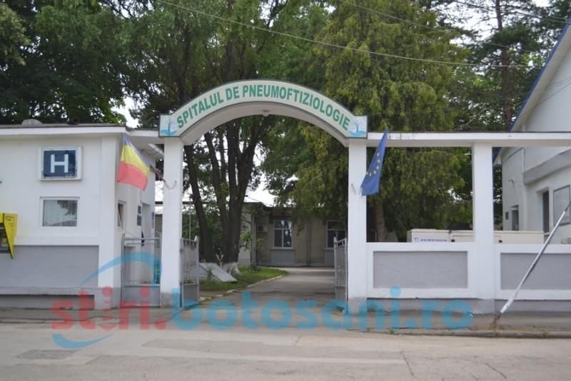 Un singur candidat pentru şefia Spitalului TBC din Botoşani