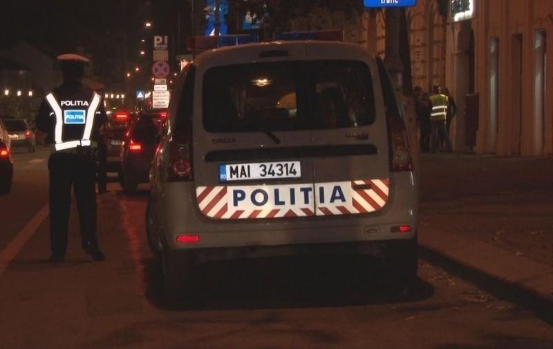 Un șofer a provocat trei accidente în lanț, pe o stradă din municipiul Botoșani