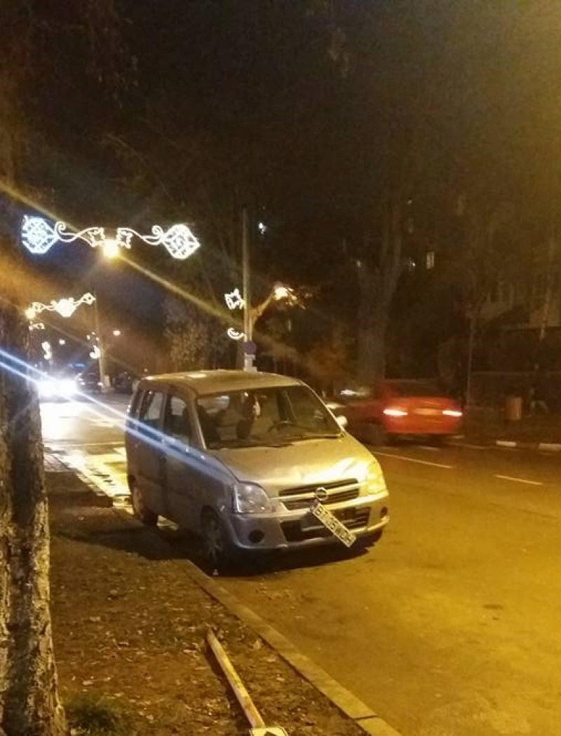 Un șofer beat turtă a acroșat două mașini pe Bulevardul Mihai Eminescu!