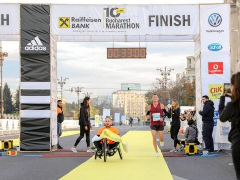 Un sportiv din Botoșani, ambasador la Maratonul București!