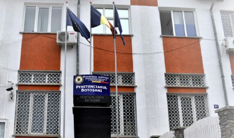 Un sucevean a fost încarcerat la Penitenciarul Botoșani după ce condus beat o mașină fără numere de înmatriculare