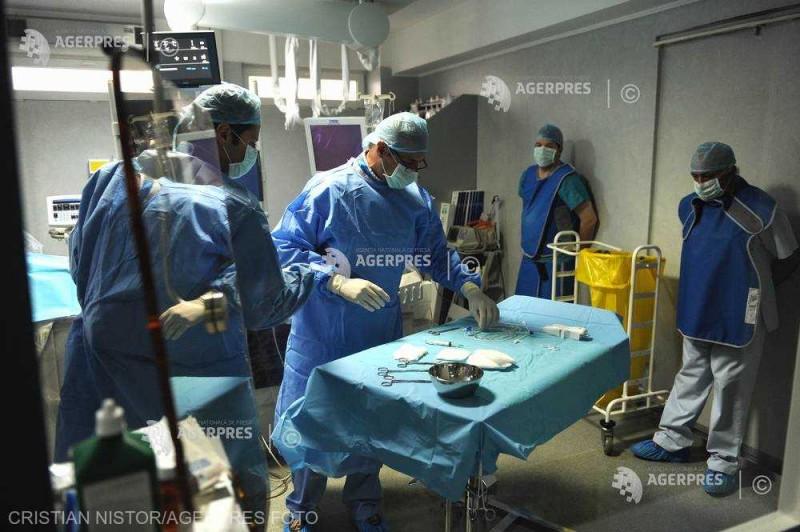 Un sucevean a primit ficatul unui botoșănean aflat în moarte cerebrală