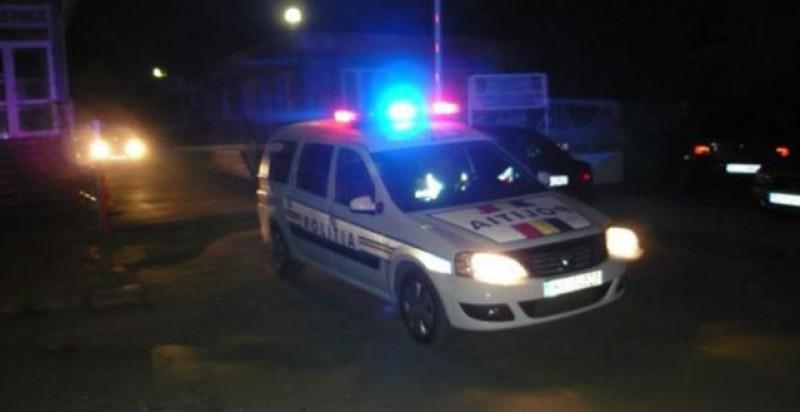 Un tânăr este cercetat de poliţiştii rutieri după o urmărire pe străzile municipiului