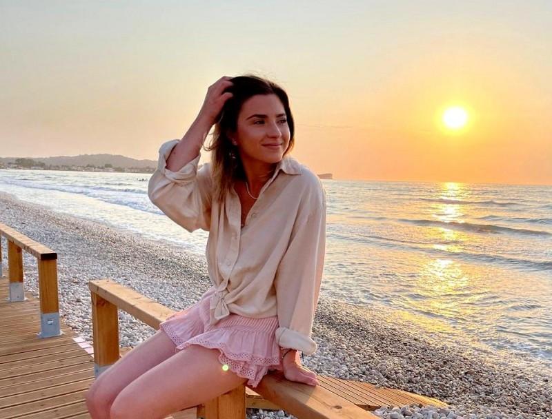Unde și-a petrecut vacanța Cristina Ciobănașu, îndrăgita actriță din Botoșani