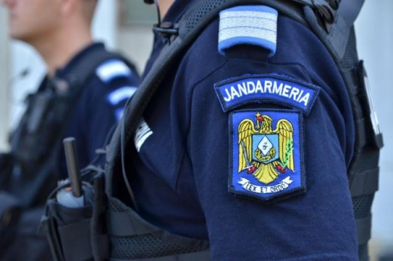 Unitățile de învățământ din Botoșani, păzite de jandarmi