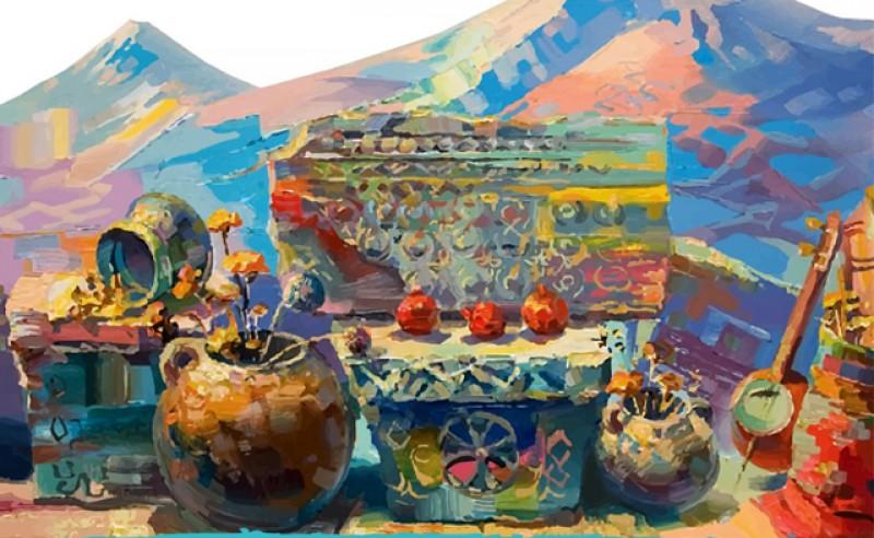 """Uniunea Armenilor din Botoșani împreună cu Galeriile de Artă """"Ștefan Luchian"""" au dat startul unui nou concurs de lucrări plastice"""