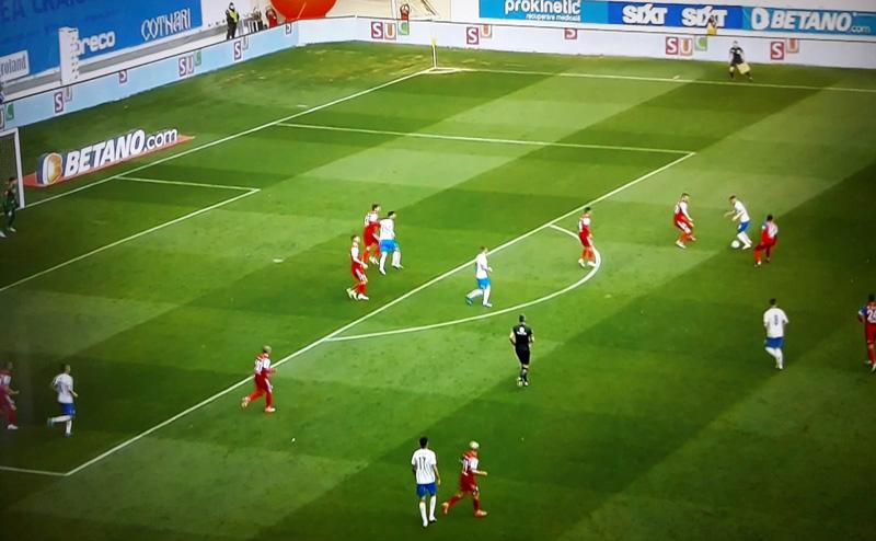 Universitatea Craiova - FC Botoșani 1-0! Înfrângere la limită!