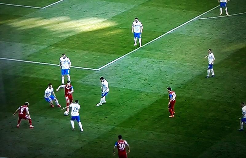 Universitatea Craiova- FC Botoșani 2-3! 5 goluri și 3 eliminări într-un spectacol fotbalistic