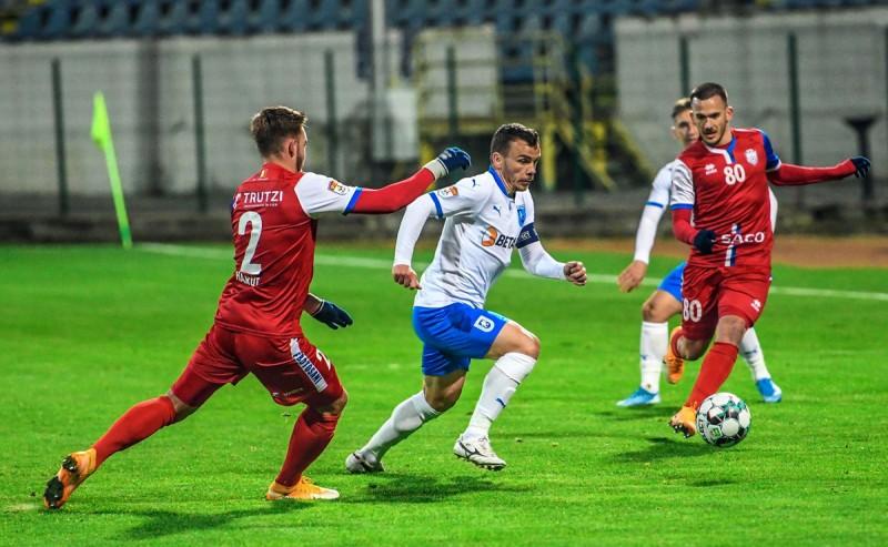Universitatea Craiova - FC Botoşani, ora 19.15