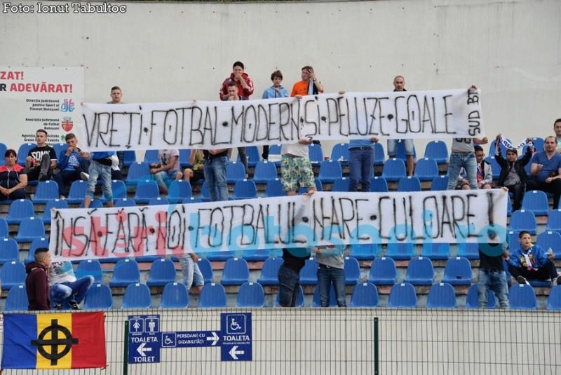 """UPDATE! FC Botosani este anchetata de UEFA, din cauza """"renegatilor"""" din peluza SUD!"""