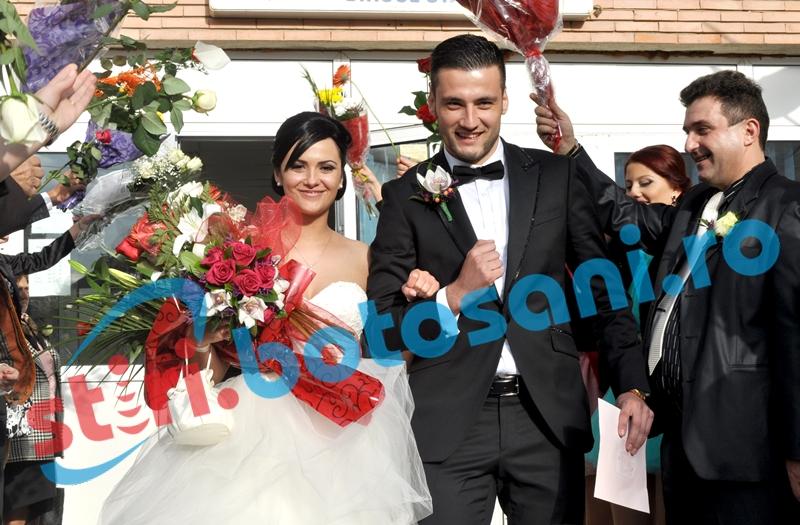 UPDATE! MONDEN: Un jucator de la FC Botosani, imprumutat la Dorohoi, se casatoreste astazi - FOTO