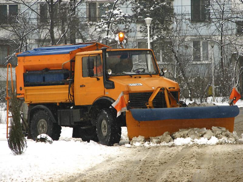 Urban Serv, pregatita de iarna!