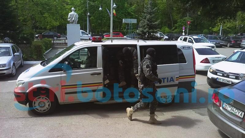 Botoșănean dat în urmărire de autoritățile cehe, capturat de polițiști!