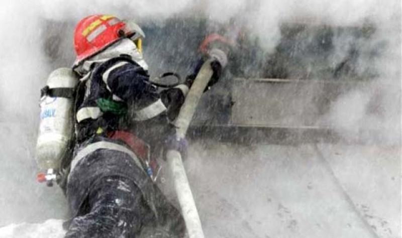 Urmează două nopți cu ger crâncen! ISU Botoșani a făcut un apel la respectarea măsurilor de siguranță pentru perioadele foarte reci