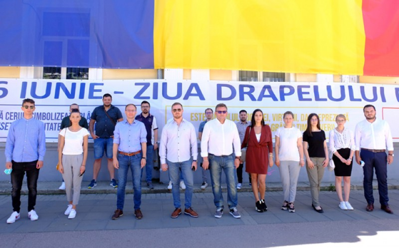 USR Botoșani: Cei 10 foști membri USR înscriși în PSD sunt doar 5