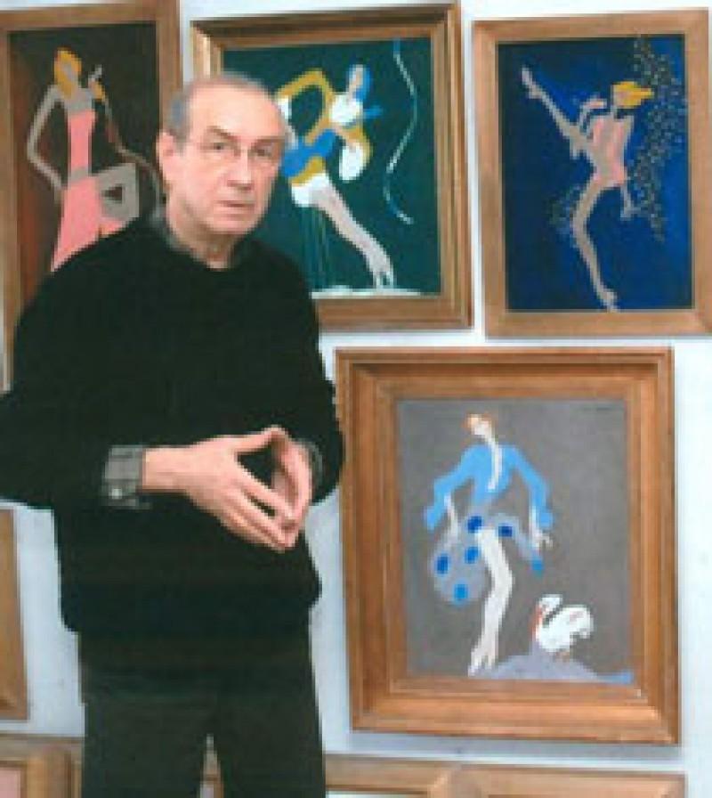 """VAL GHEORGHIU - """"Cel mai pictor dintre scriitori si cel mai scriitor dintre pictori"""""""