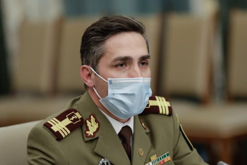 """Valeriu Gheorghiţă: """"Avem o perspectivă clară ca, din vară, să putem vaccina grupa 12 - 15 ani"""" (video)"""