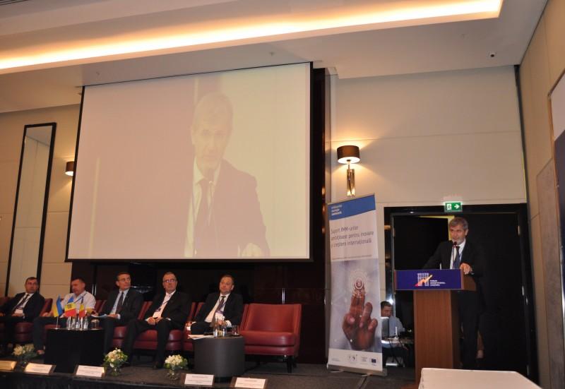 Valeriu Iftime a participat la Forumul de Afaceri Trilateral Republica Moldova-România-Ucraina, de la Chișinău - FOTO