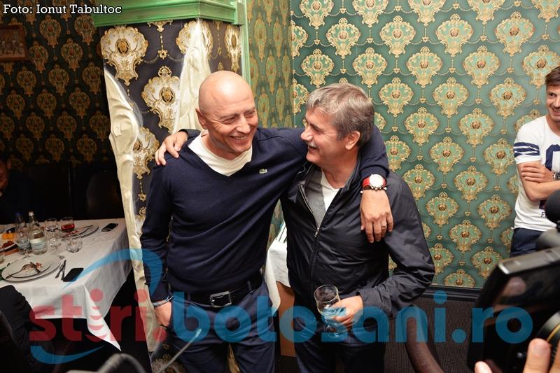 """Valeriu Iftime, despre plecarea lui Leo Grozavu: """"Nu arde nimic. Inca nu a plecat nimeni"""""""