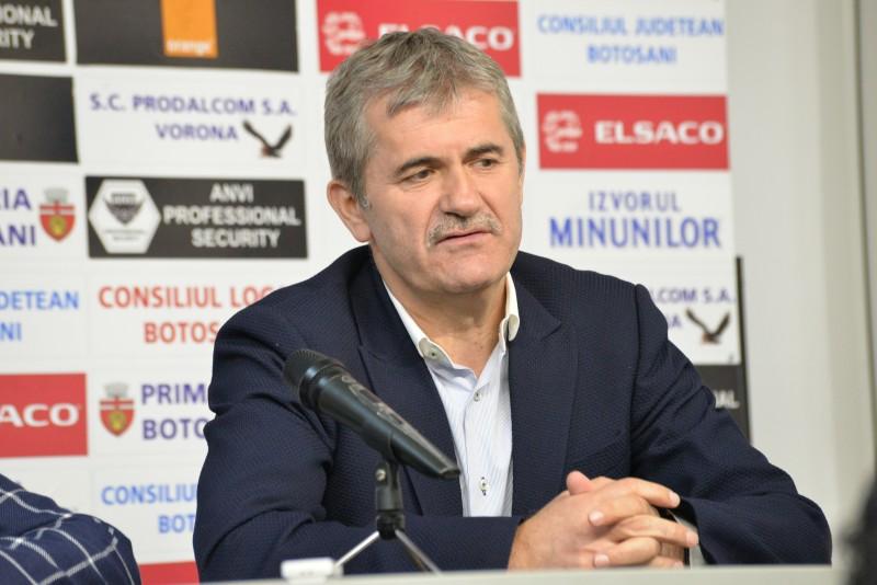 """Valeriu Iftime, dupa victoria cu FC Voluntari: """"Leo si echipa merita toata stima. Cred ca putem mai mult de atat"""""""