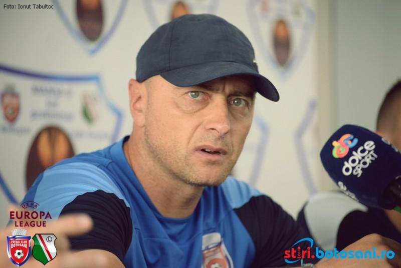 """Valeriu Iftime il compara pe Leo Grozavu cu Diego Simeone: """"90% dintre copii îl voiau înapoi la echipă"""""""