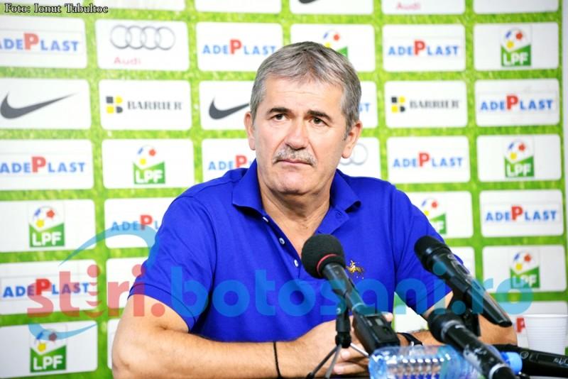 """Valeriu Iftime: """"Astept meciul cu Steaua cu speranta"""". Vezi ce a spus despre Fulop junior!"""
