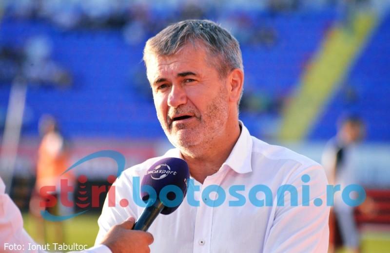 """Valeriu Iftime: """"Când toată lumea vorbea numai de Dinamo, am reuşit să producem surpriza"""". A fost stabilit pretul lui Golofca!"""