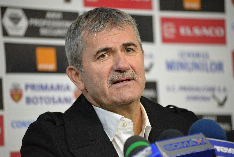 """Valeriu Iftime, suparat pe arbitrul George Radulescu: """"Un arbitru mediocru"""""""