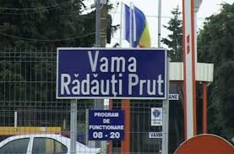 Vama de la Rădăuți-Prut se redeschide