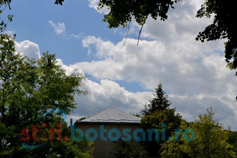 Vara s-a instalat deja la Botoşani! Estimări meteorologice pentru următoarele zile