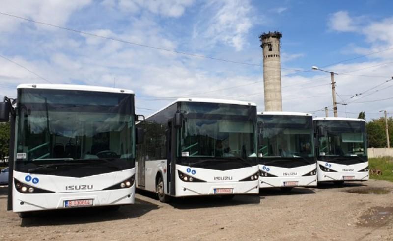 Victor Ivănescu: Fără șoferi la muncă în șlapi, în maiou, și cu pantaloni scurți pe noile autobuze