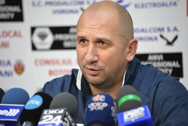 "Vasile Miriuta: ""Ne-au dominat, dar importanta este victoria, nu cum am jucat"""