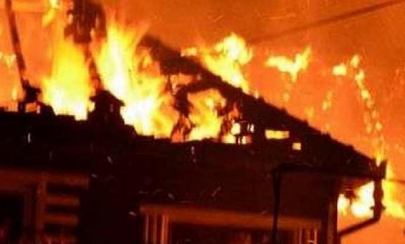 Verdict după incendiul din această dimineață de la Pomârla: sinucidere