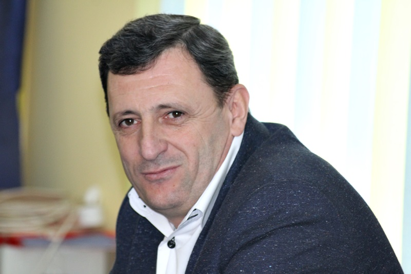 Verginel Gireadă candidează la președinția PNL Botoșani