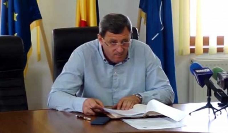 Verginel Gireadă, noul primar al comunei Mihai Eminescu