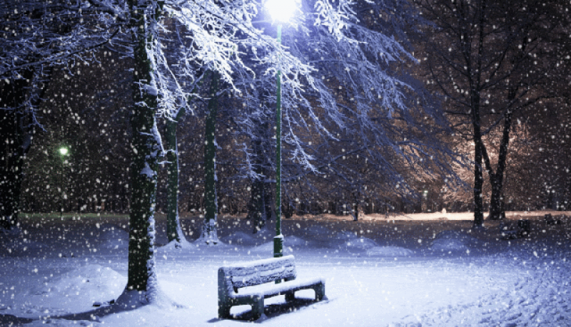 VERSURI DIN STRADĂ: Poveste de iarnă