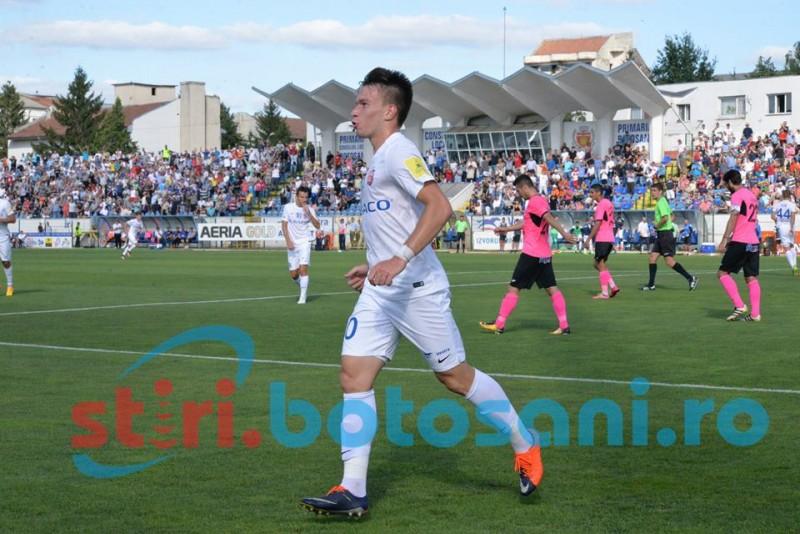 Veste dura pentru Fulop si FC Botosani! Golgheterul echipei va lipsi cel putin 6 luni