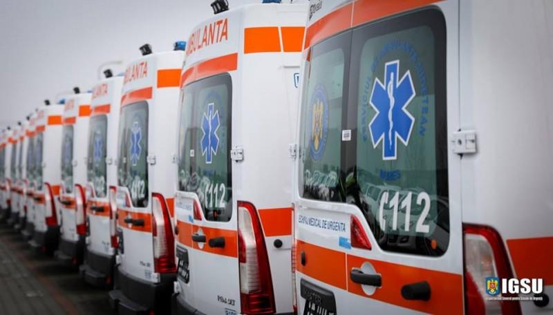 Vești bune: Ambulanțe noi pentru județul Botoșani!