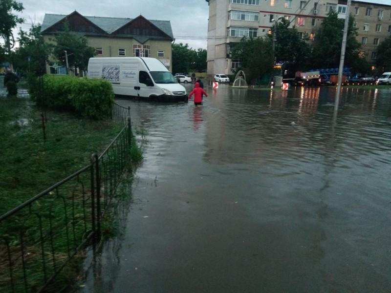 Vești proaste de la meteorologi: Un nou COD PORTOCALIU pentru județul Botoșani!