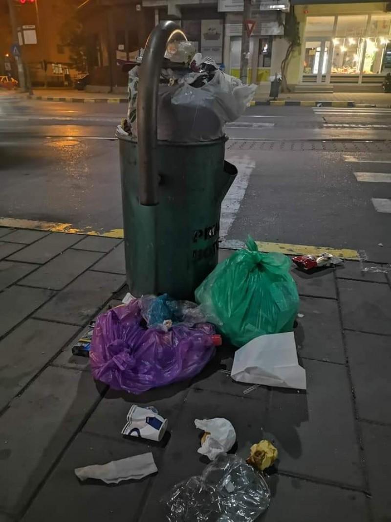 Vești rele pentru comozi: o amendă pentru depozitarea gunoiului menajer în coșul stradal ar putea atinge și 1500 de lei