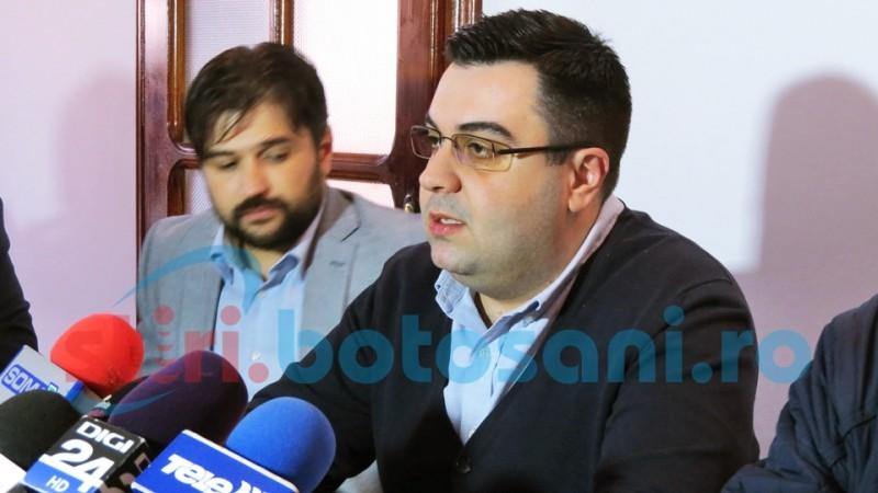 Veştile aduse de ministrul Transporturilor privitor la drumul Botoşani-Tg. Frumos!