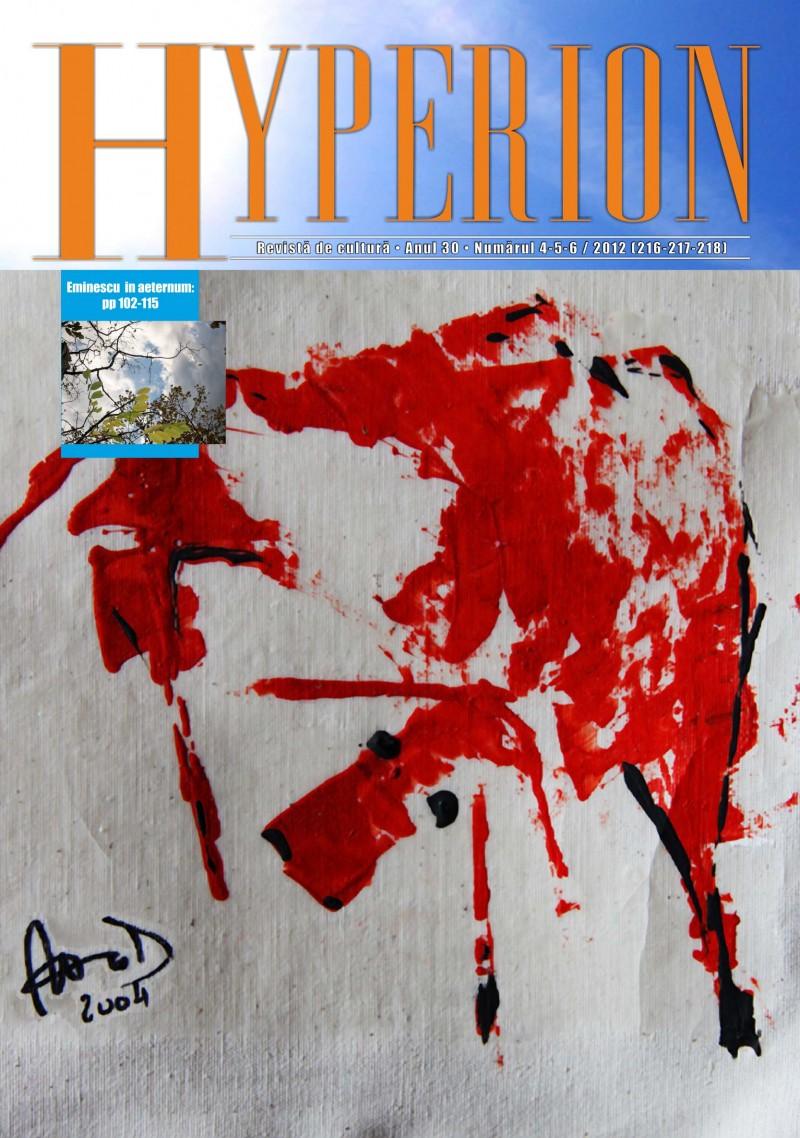 VEZI aici Revista Hyperion, numerele 4-5-6 din 2012