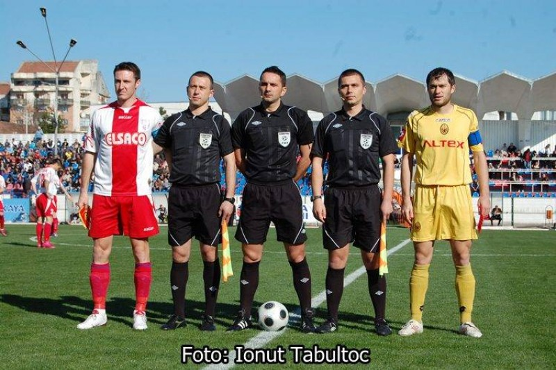 Vezi cine va arbitra meciul FC Botosani - Ceahlaul Piatra Neamt!