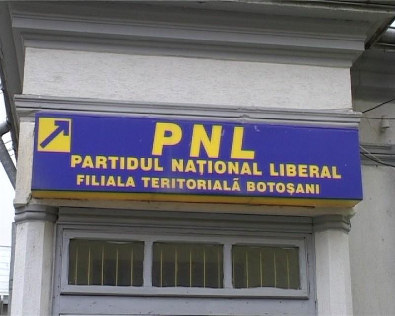 Vezi cine vrea să facă parte din conducerea PNL Botoșani!