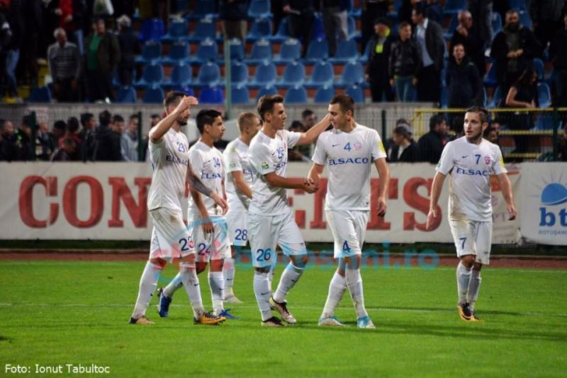 Vezi golurile marcate de FC Botosani in turul sezonului 2017-2018 - VIDEO