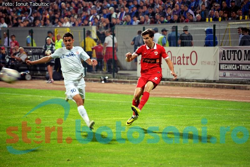 Vezi GOLURILE si cele mai importante faze din meciul FC Botosani - Dinamo Bucuresti 3-2! VIDEO